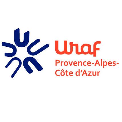 LMA Sud PACA - URAF logo