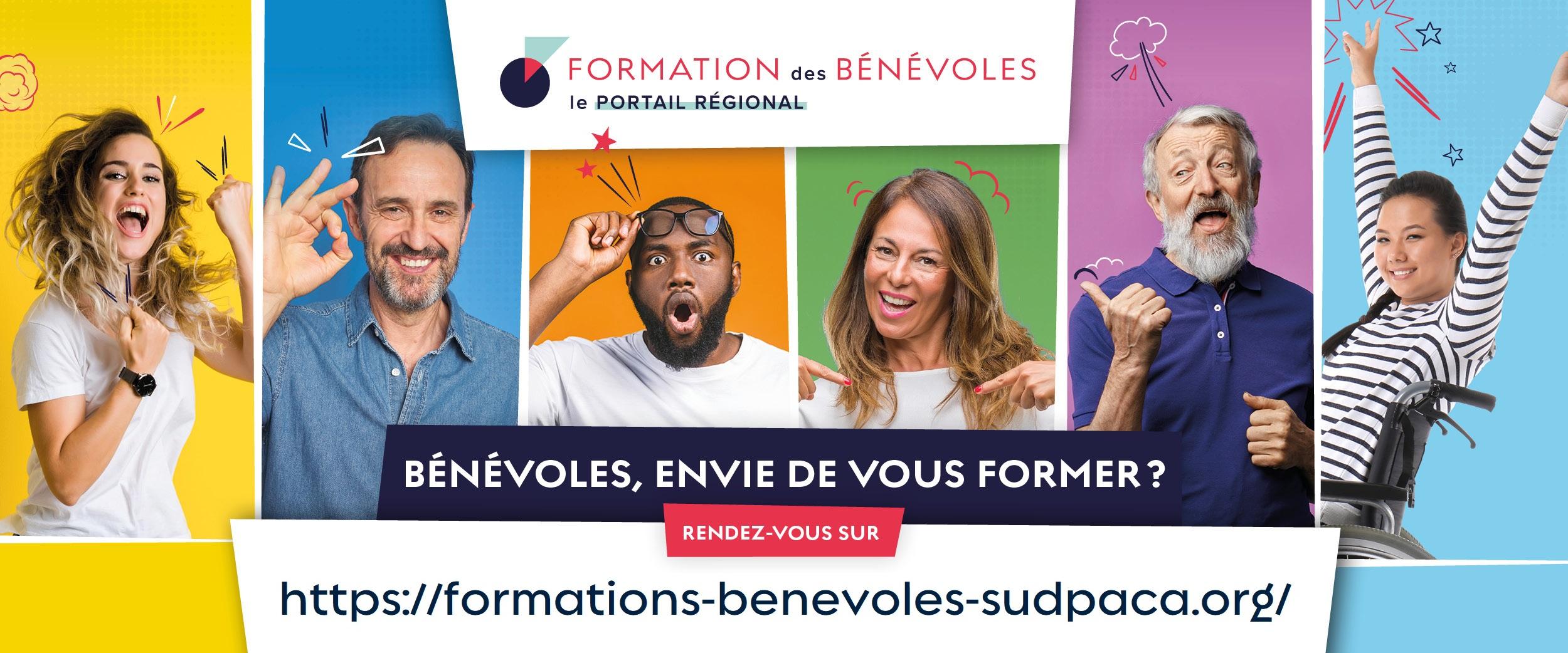 PORTAIL REGIONAL DE FORMATION DES BENEVOLES