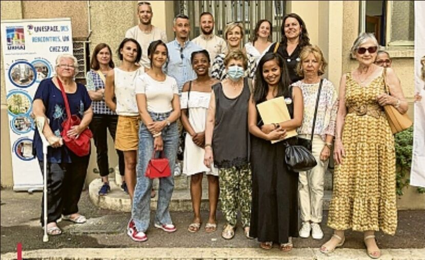photographie des participants du projet